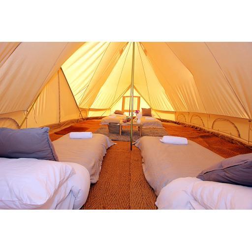 Kingdom - 6m Emperor Tent - Deluxe