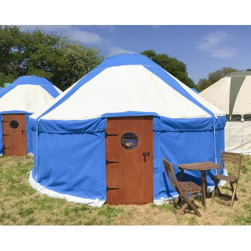 Kingdom - Yurt Classic 2 people Max