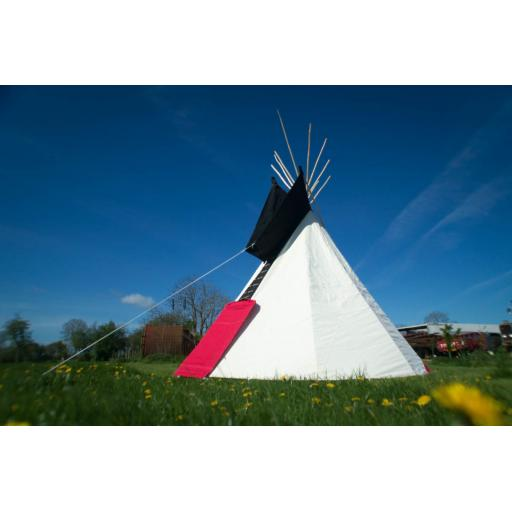 Kingdom - 18ft Traditional Tipis