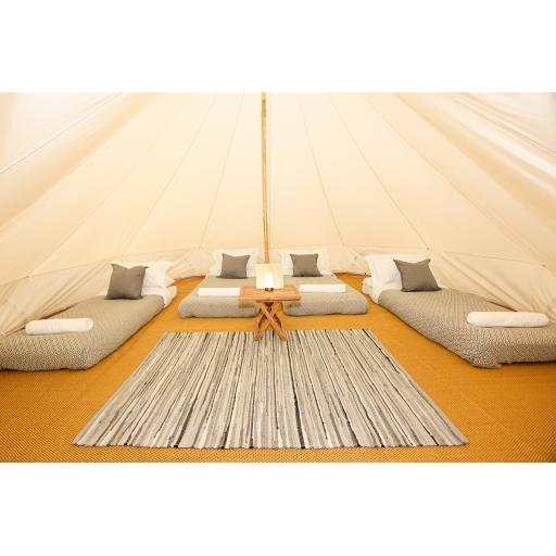 Honor and Jack - 5m Bell Tent - Classic