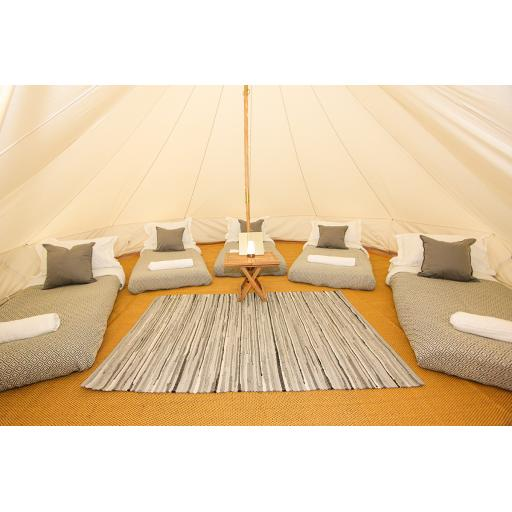 Ollie 2021 - 5m Bell Tent - Classic