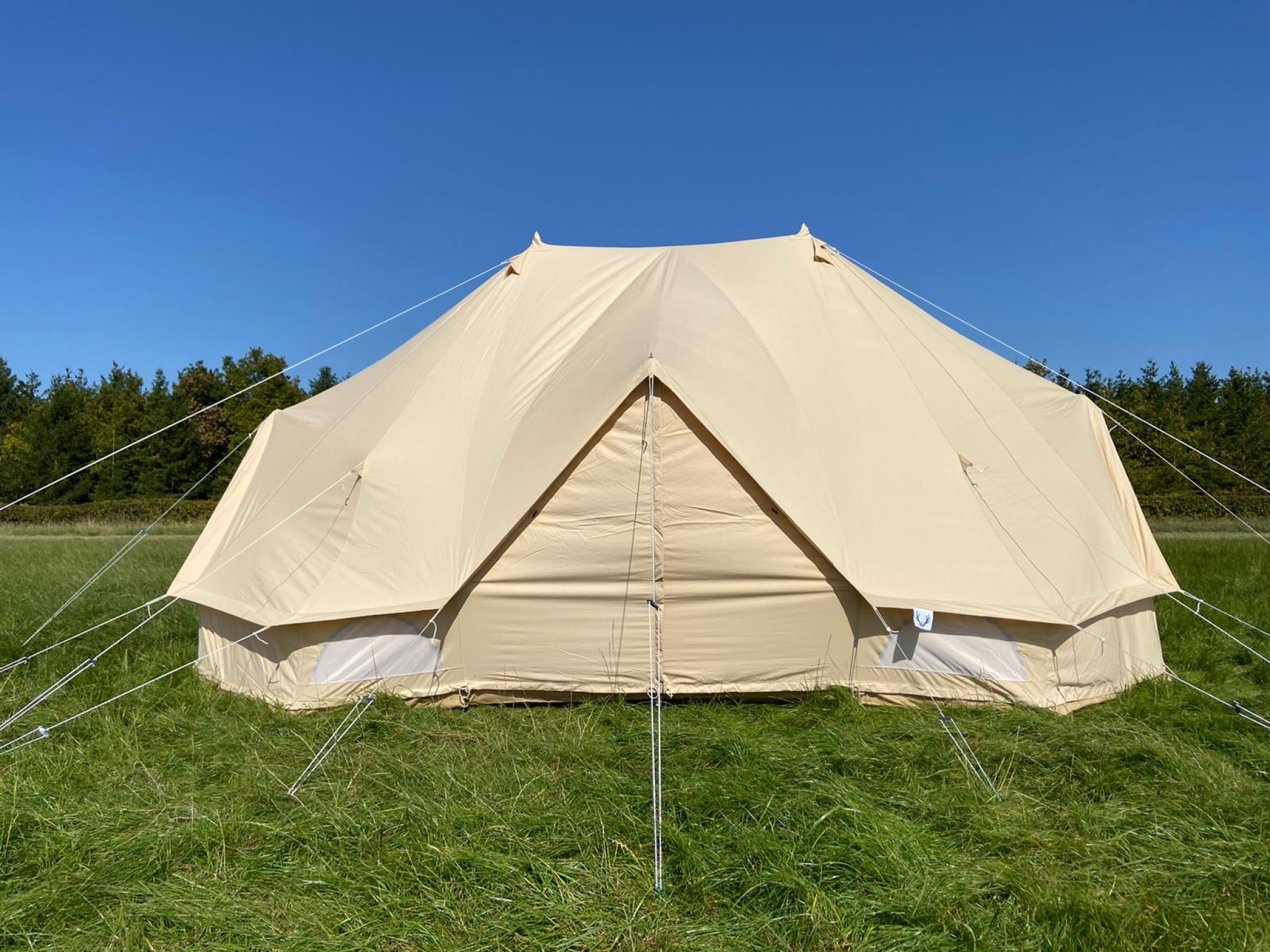 6m Emperor Tent - front shot doors closed.jpg