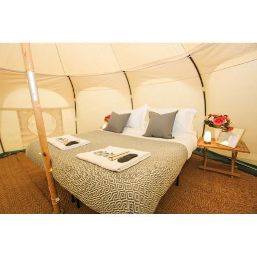 Gottwood - 5m Lotus Belle Tent - Deluxe